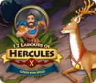 Hra 12 Labours of Hercules X: Greed for Speed