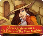 Hra Alicia Quatermain 4: Da Vinci and the Time Machine