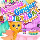 Hra Angela Ginger Birthday Surprise