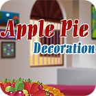Hra Apple Pie Decoration