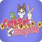 Hra Cute Pet Hospital