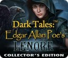 Hra Dark Tales: Edgar Allan Poe's Lenore Collector's Edition