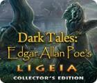 Hra Dark Tales: Edgar Allan Poe's Ligeia Collector's Edition