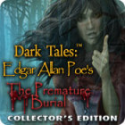 Hra Dark Tales: Edgar Allan Poe's The Premature Burial Collector's Edition