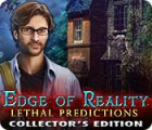 Hra Edge of Reality: Lethal Predictions Collector's Edition