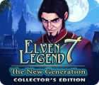 Hra Elven Legend 7: The New Generation Collector's Edition