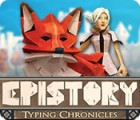Hra Epistory: Typing Chronicles
