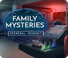 Hra Family Mysteries: Criminal Mindset