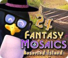 Hra Fantasy Mosaics 24: Deserted Island
