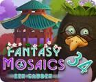 Hra Fantasy Mosaics 34: Zen Garden