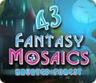 Hra Fantasy Mosaics 43: Haunted Forest