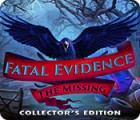 Hra Fatal Evidence: The Missing Collector's Edition