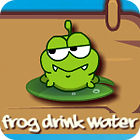 Hra Frog Drink Water