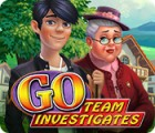 Hra GO Team Investigates: Solitaire and Mahjong Mysteries