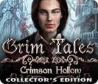 Hra Grim Tales: Crimson Hollow Collector's Edition