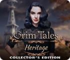 Hra Grim Tales: Heritage Collector's Edition