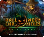 Hra Halloween Chronicles: Cursed Family Collector's Edition