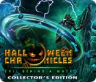 Hra Halloween Chronicles: Evil Behind a Mask Collector's Edition
