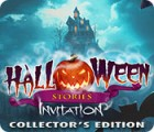 Hra Halloween Stories: Invitation Collector's Edition