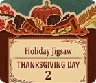 Hra Holiday Jigsaw Thanksgiving Day 2