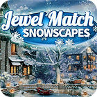 Hra Jewel Match: Snowscapes