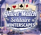 Hra Jewel Match Solitaire: Winterscapes