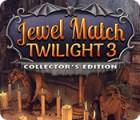 Hra Jewel Match Twilight 3 Collector's Edition