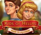 Hra Kids of Hellas: Back to Olympus