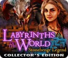 Hra Labyrinths of the World: Stonehenge Legend Collector's Edition