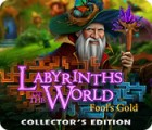 Hra Labyrinths of the World: Fool's Gold Collector's Edition