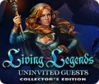 Hra Living Legends: Uninvited Guests Collector's Edition