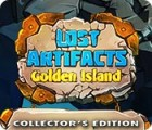 Hra Lost Artifacts: Golden Island Collector's Edition