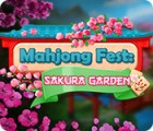 Hra Mahjong Fest: Sakura Garden
