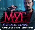 Hra Maze: Nightmare Realm Collector's Edition
