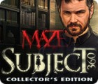 Hra Maze: Subject 360 Collector's Edition