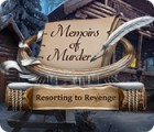 Hra Memoirs of Murder: Resorting to Revenge