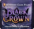 Hra Mystery Case Files: Black Crown Collector's Edition