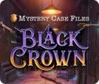 Hra Mystery Case Files: Black Crown