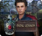 Hra Mystery Trackers: Fatal Lesson