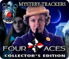 Hra Mystery Trackers: Four Aces. Collector's Edition