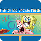 Hra Patrick And Sponge Bob Jigsaw