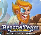 Hra Rescue Team: Evil Genius Collector's Edition