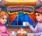 Hra Restaurant Solitaire: Pleasant Dinner