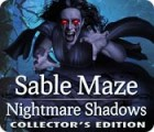 Hra Sable Maze: Nightmare Shadows Collector's Edition