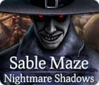 Hra Sable Maze: Nightmare Shadows