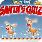 Hra Santa's Quiz