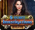 Hra Secret Investigations: Revelation