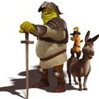Hra Shrek: Concentration