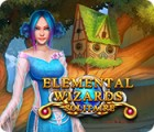 Hra Solitaire: Elemental Wizards