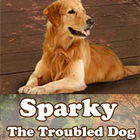 Hra Sparky The Troubled Dog